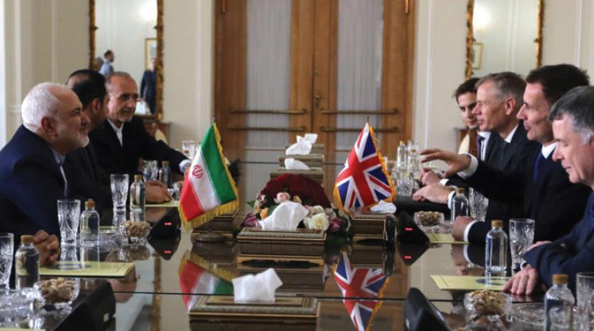 İngiltere Dışişleri Bakanı, Tahran'ı ziyaret etti
