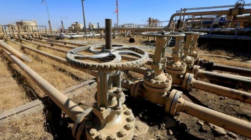 Kerkük'te ham petrol ihracatı yeniden başladı