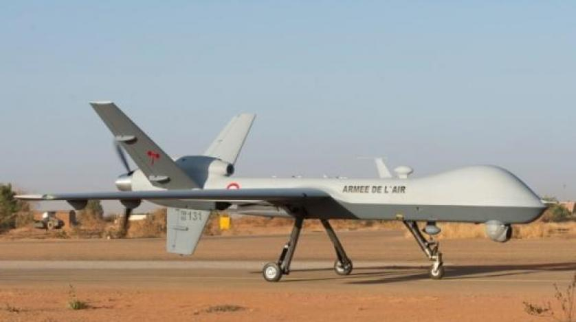 Nijer'de Fransız keşif uçağı düştü