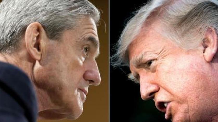 Trump, Mueller'in sorularına yazılı cevap verdi