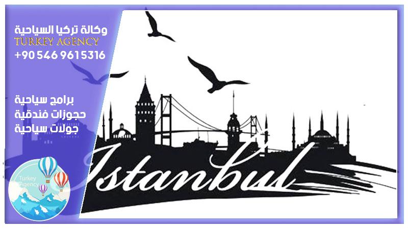 برنامج سياحي اسبوع في اسطنبول