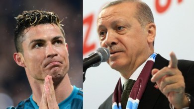 أردوغان أن أحب رونالدو تركيا عاجل