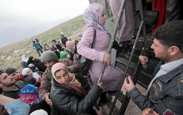 حقيقة بدء الحكومة التركية بترحيل السوريين عن أراضيها
