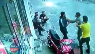 بالفيديو: في قونيا سوري يطعن آخر سوري بمقص لسبب لا يصدق..