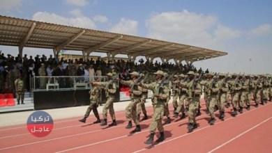 من مركز تدريب تركي تخريج أوّل دفعة ضباط صف صوماليين