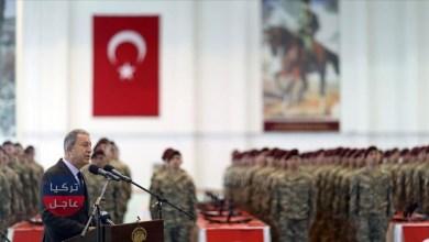 """الدفاع التركية: نؤيد حل المشاكل في """"إيجة"""" و""""شرق المتوسط"""" بالحوار"""