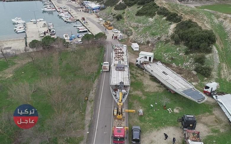 إغراق طائرة في ولاية أدرنة التركية (خليج ساروس) لهذا السبب