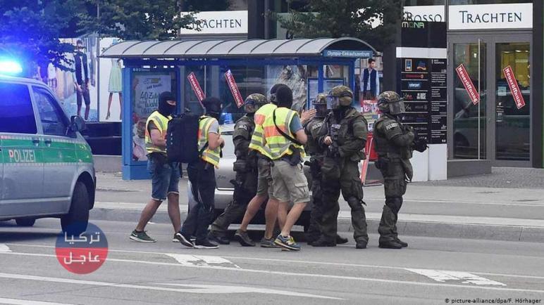 أربعة لاجئين يواجهون اتهامات بمهاجمة مارة جنوبي ألمانيا