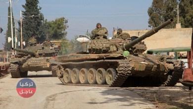 تضارب الأنباء حول وصول تعزيزات عسكرية للنظام حدود إدلب (فيديو) ... واليكم التفاصيل