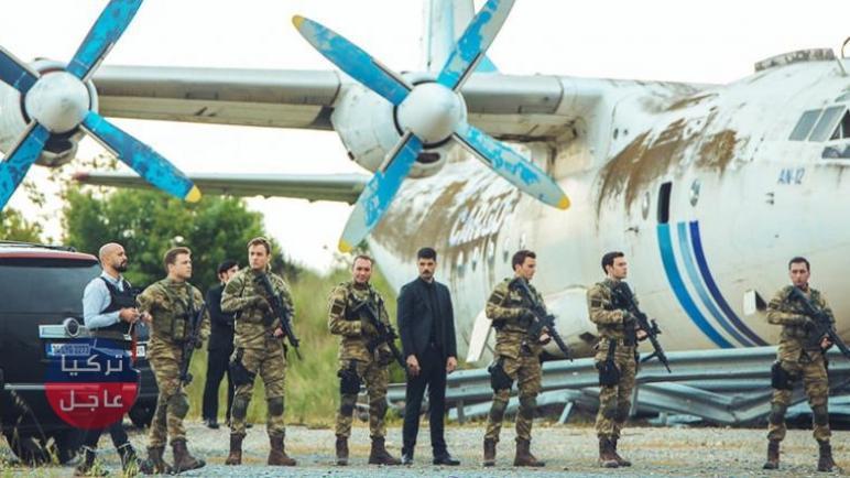 مطار أتاتورك الدولي يحتضن ولأول مرة منذ إغلاقه أعمال تصوير أول مسلسل بوليسي