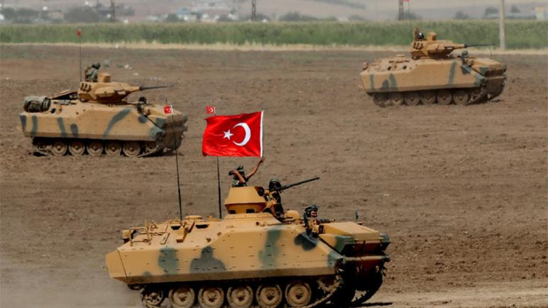 المنطقة الآمنة على صفيحة ساخنة والحزب التركي الحاكم يطلق تصريحات بشأنها