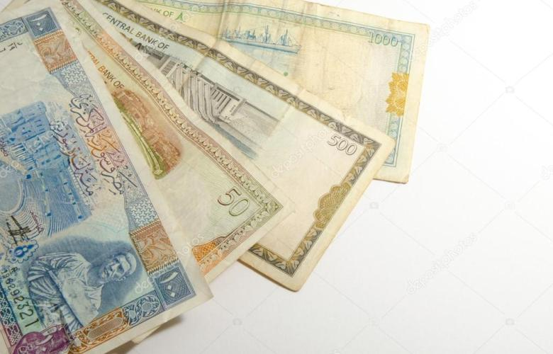 عاجل سعر صرف الليرة السورية اليوم الأربعاء في دمشق وإدلب.