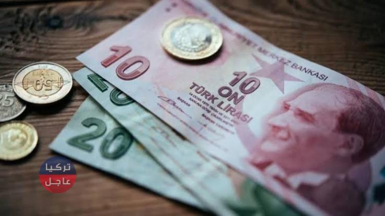 عاجل تحسن الليرة التركية اليوم مقابل الدولار وباقي العملات