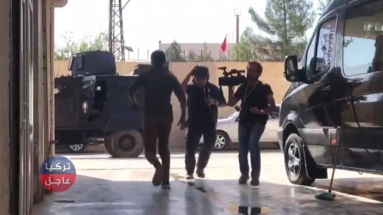 عاجل نبع السلام: قسد تقصف فندقاً لصحفيين في آقجة قلعة بولاية أورفة