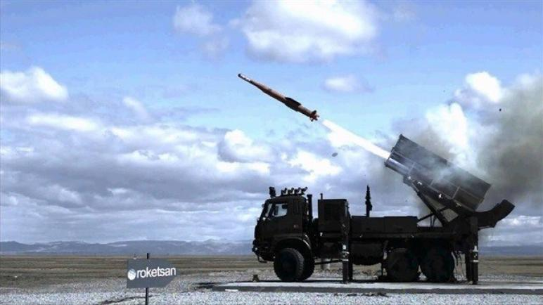 نجاح تركي جديد بالصواريخ الدفاعية الجوية