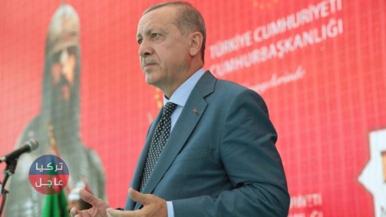 أردوغان يوجه رسالة قوية للعالم الإسلامي