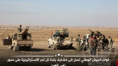 Photo of قوات نبع السلام تسيطر على مواقع جديدة بريف رأس العين (فيديو)