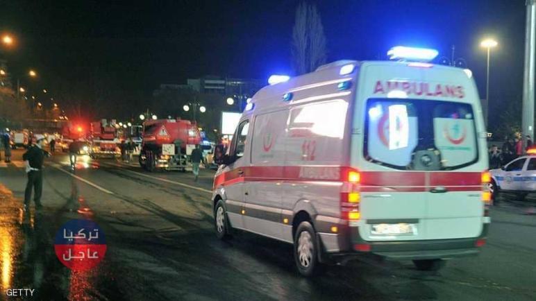 قتـ.ـلى وجرحى في ولاية قسطموني شمالي تركيا