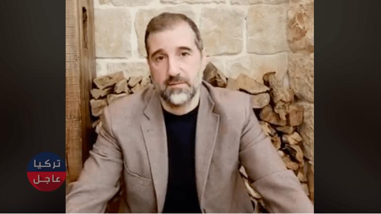 رامي مخلوف يرفض اوامر بشار الأسد
