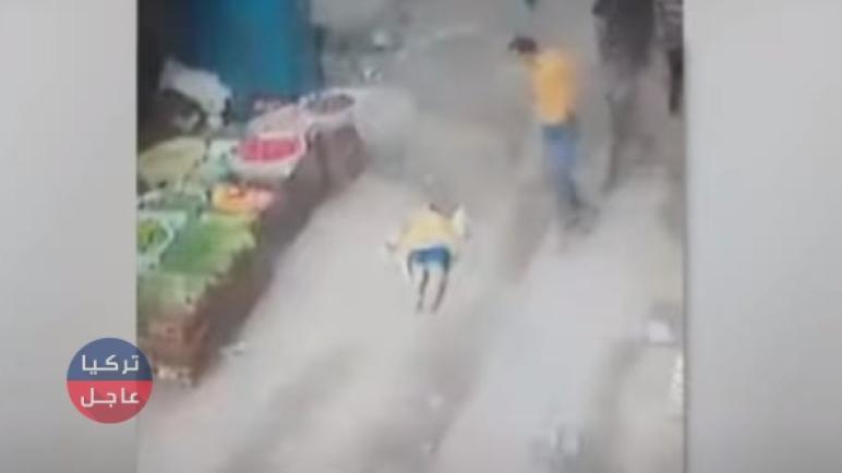 مصر.. شاهد لحظة اصطدام زوجة مصرية بالأرض بعد أن رماها زوجها من الطابق الخامس (فيديو)