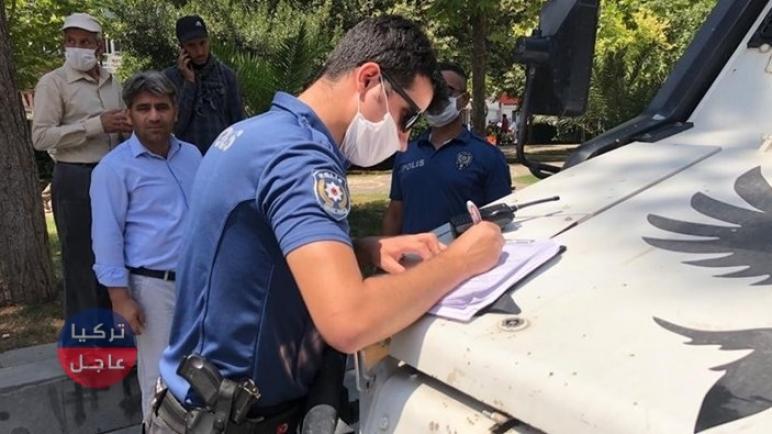 والي اسطنبول يكشف عن عدد ضخم لمخالفي تدابير كورونا بعد الحملة الأخيرة في اسطنبول