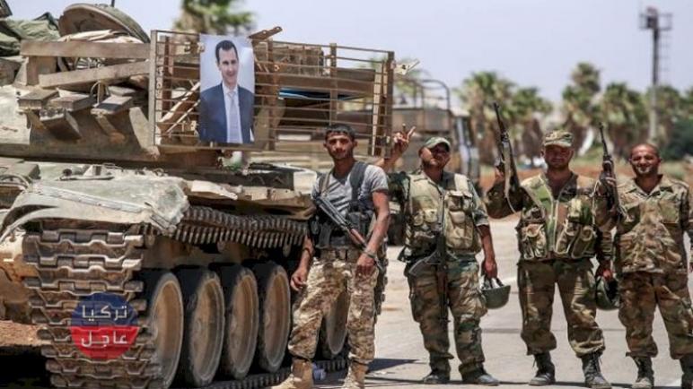 قوات النظام وروسيا تتجهزان لعمية عسكرية جديدة