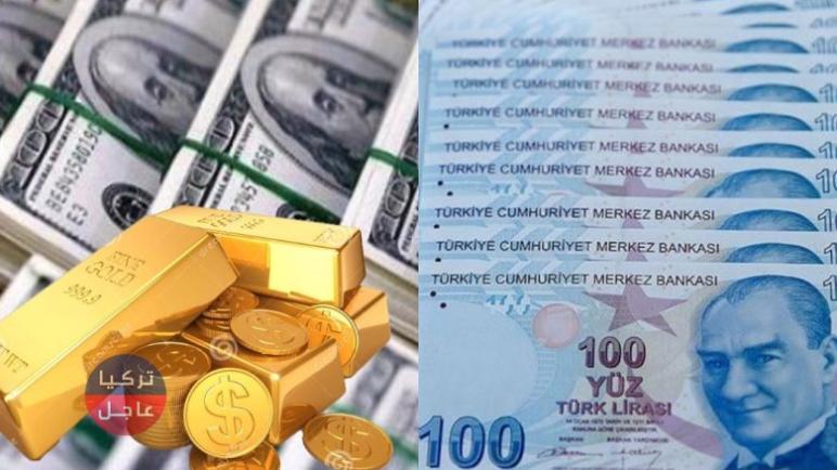 إليكم السعر الحالي لغرام الذهب من عيار 24 و22 و21 و18 اليوم الثلاثاء