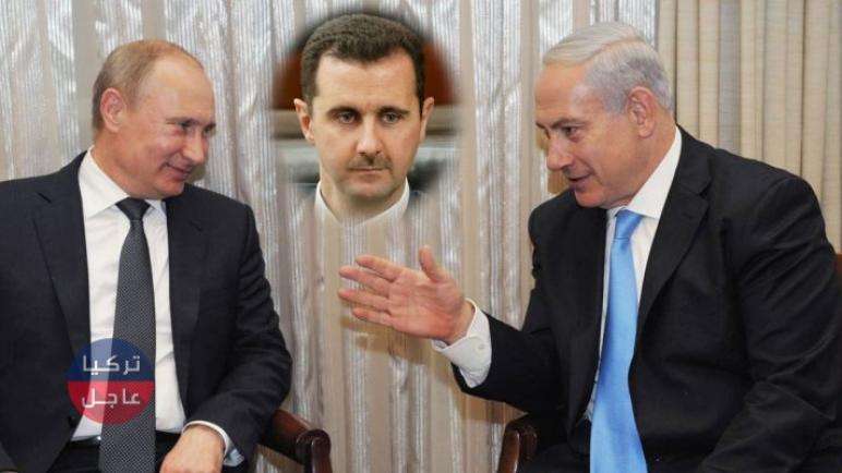 قناة اسرائيلية : بشار الأسد لن يكون له وجود بعد عام 2021 والروس يبحثون الآن عن البديل