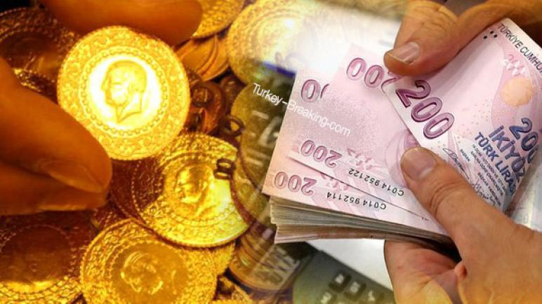 سعر غرام الذهب من عيار 24 و22 و21 و18 في تركيا اليوم الأحد