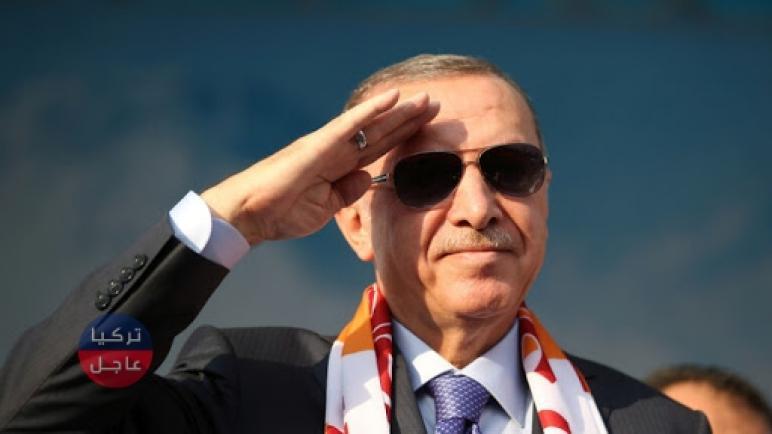 أردوغان: الأمريكيون لا يعرفون مع من يلعبون وماكرون مهووس بي