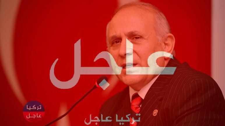 وفاة أحد مؤسسي حزب العدالة والتنمية الحاكم في تركيا