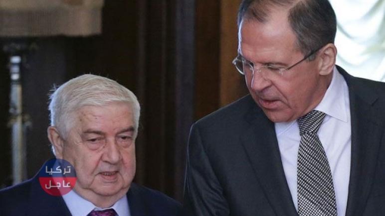أول تعليق روسي على خبر وفاة وليد المعلم وزير خارجية النظام السوري