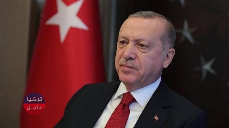 أردوغان يعد الجميع بأخبار تثلج الصدور قادمة من شرقي المتوسط