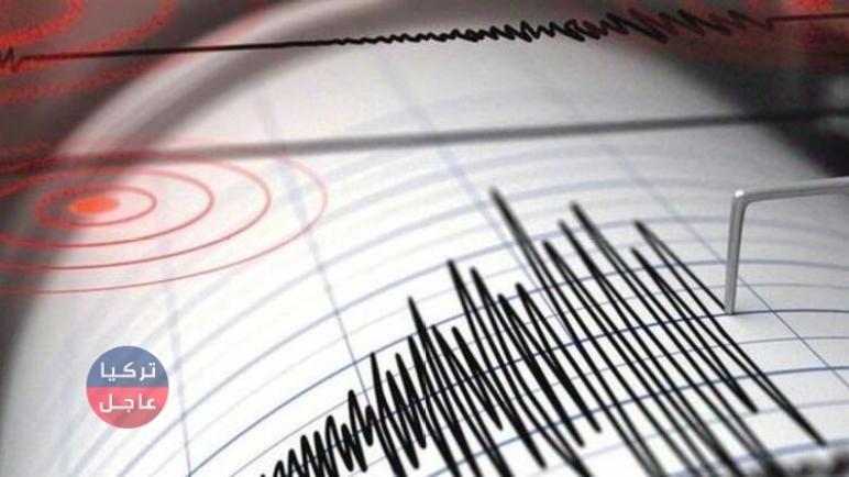 زلزال يضرب بحر إيجه جنوب غربي تركيا