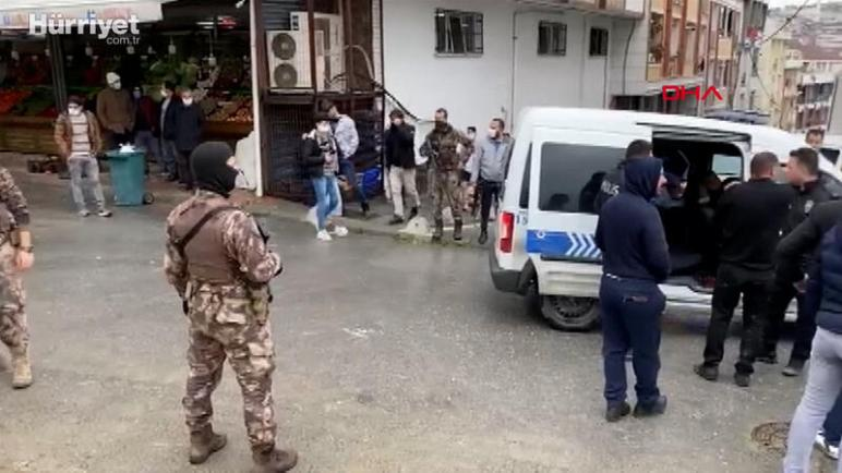 معـ.ـركة في أسنيورت بإسطنبول تستدعي تدخل أعداد كبيرة من القوات الخاصة (فيديو)
