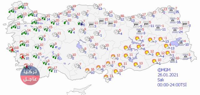 gunesli havalari unutun kar geri geliyor hafta 13884748 2466 m - موجة ثلوج كبيرة في العديد من الولايات التركية ومن ضمنها اسطنبول وأنقرة في هذه الأيام