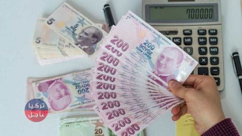 الليرة التركية ترتفع بقوة مقابل الدولار وبقية العملات اليوم الإثنين