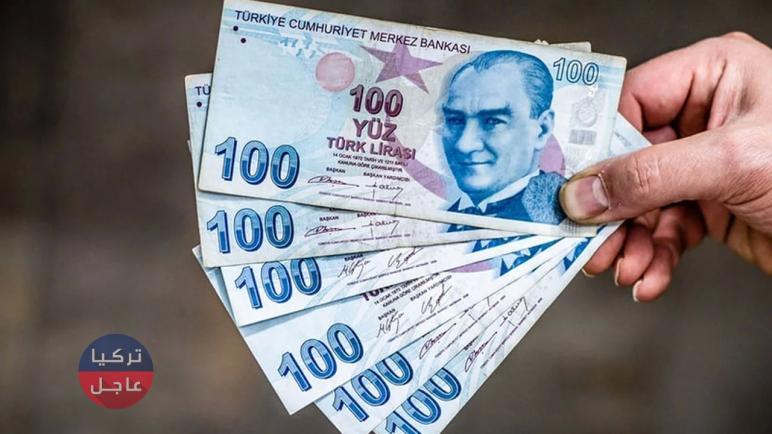 الليرة التركية تواصل انخفاضها أمام الدولار وبقية العملات اليوم السبت 27/02/2021