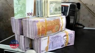 100 دولار كم ليرة سورية تساوي
