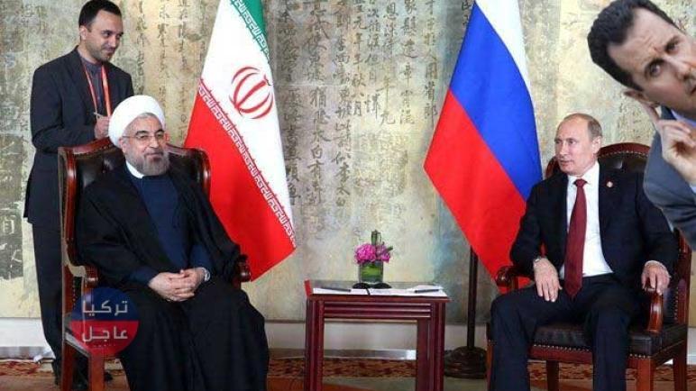 تطورات جديدة مباحاثات ايرانية روسية لتأجيل الانتخابات وبحث مصير بشار الأسد
