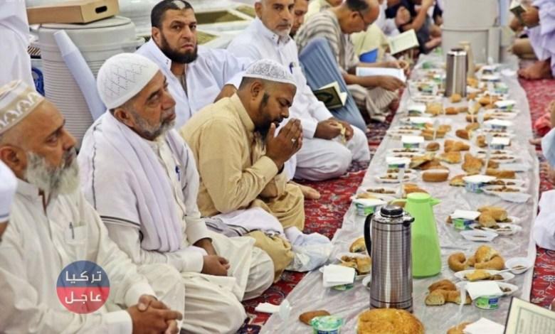 منع الإفطار والاعتكاف بالمسجد الحرام في رمضان 2021 1442هـ