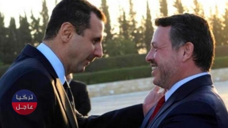 رئيس الوزراء الأردني السابق يكشف عن رسالة وجهها ملك الأردن لـ بشار الأسد