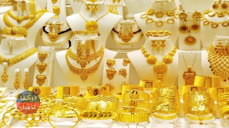 أسعار الذهب في سوريا.. سعر غرام الذهب عيار 21 و24 و18 اليوم الإثنين