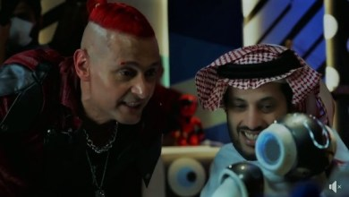 فيديو تركي آل الشيخ في برنامج رامز عقلو طار