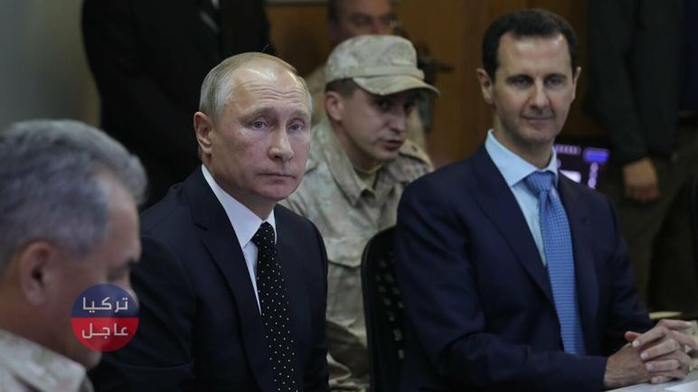مبعوث بوتين حـذّر بشار الأسد ودعاه لتنفيذ الأوامر الروسية .. ما القصة؟