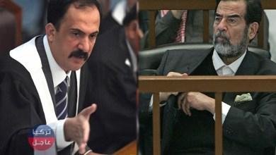 مجلس عزاء القاضي عريبي يُجبر المعزين على اهانة صدام حسين قبل الدخول