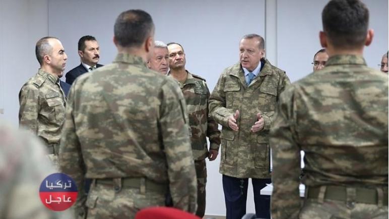 تركيا ستبـ.ـدأ بعـ.ـمـ.ـلية عسـ.ـكرية جديدة داخل الأراضي السورية