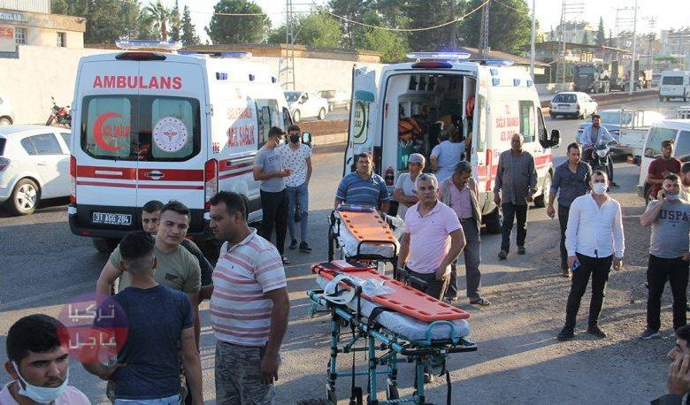 خبر محزن يأتي من ولاية هاتاي على الحدود السورية