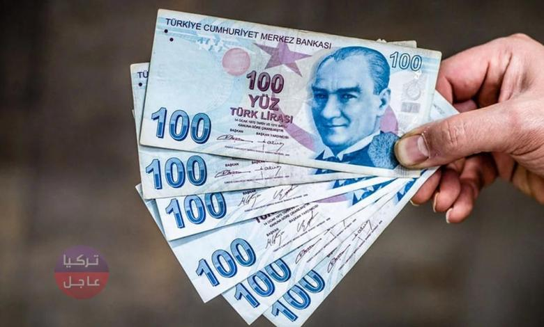 100 دولار كم ليرة تركية تساوي .. سعر صرف الليرة التركية مقابل الدولار
