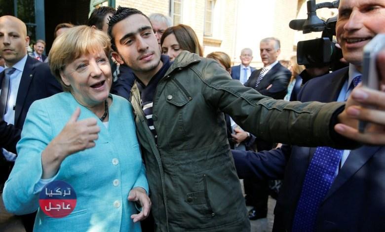 عدد اللاجئين السوريين في ألمانيا 2021 - 2022